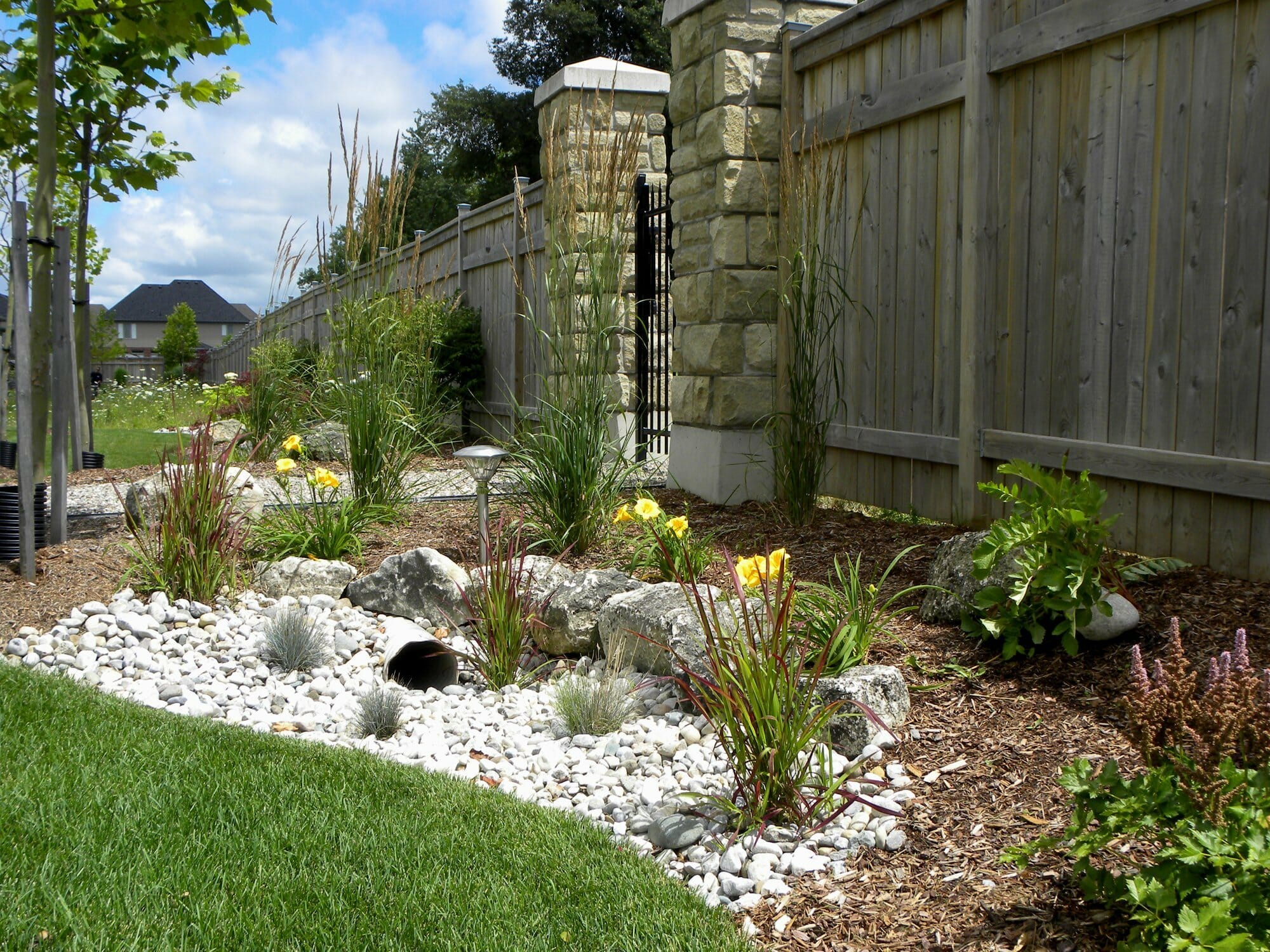 Riverstone Garden - London, Ontario Landscaping & Custom Landscape Design