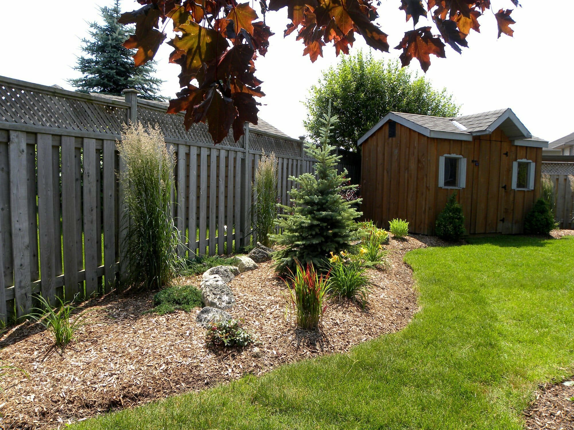 Backyard Plantings - London, Ontario Landscaping & Custom Landscape Design