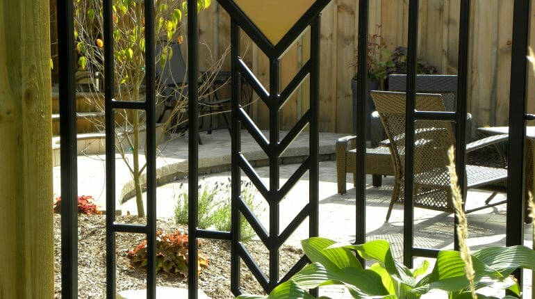 Garden Gate - London, Ontario Landscaping & Custom Landscape Design
