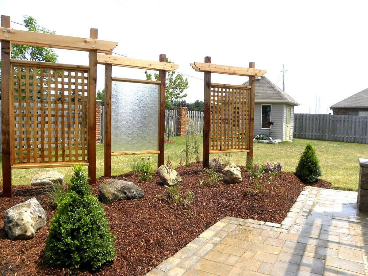 Landscaping London, Ontario - Mike Wilkins - SimpliScapes Project 1-6