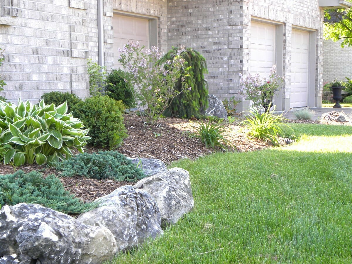 Landscaping London, Ontario - Mike Wilkins - SimpliScapes Project 11-3