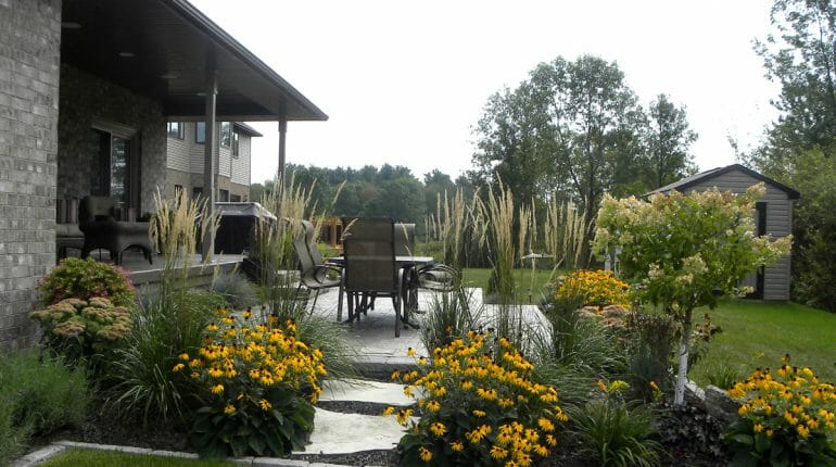 Landscaping London, Ontario - Mike Wilkins - SimpliScapes Project 12-3