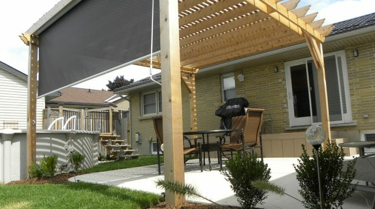 Landscaping London, Ontario - Mike Wilkins - SimpliScapes Project 12-5