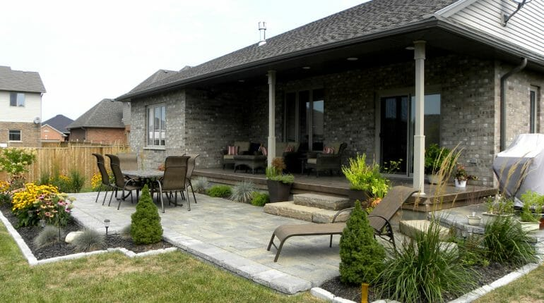 Landscaping London, Ontario - Mike Wilkins - SimpliScapes Project 14-4