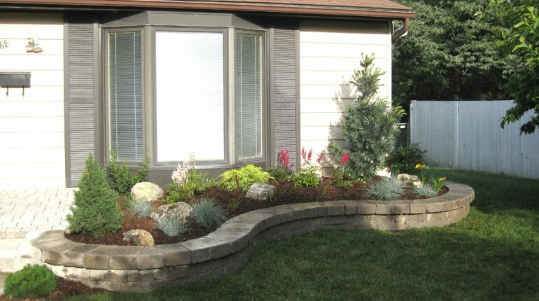 Landscaping London, Ontario - Mike Wilkins - SimpliScapes Project 17-2