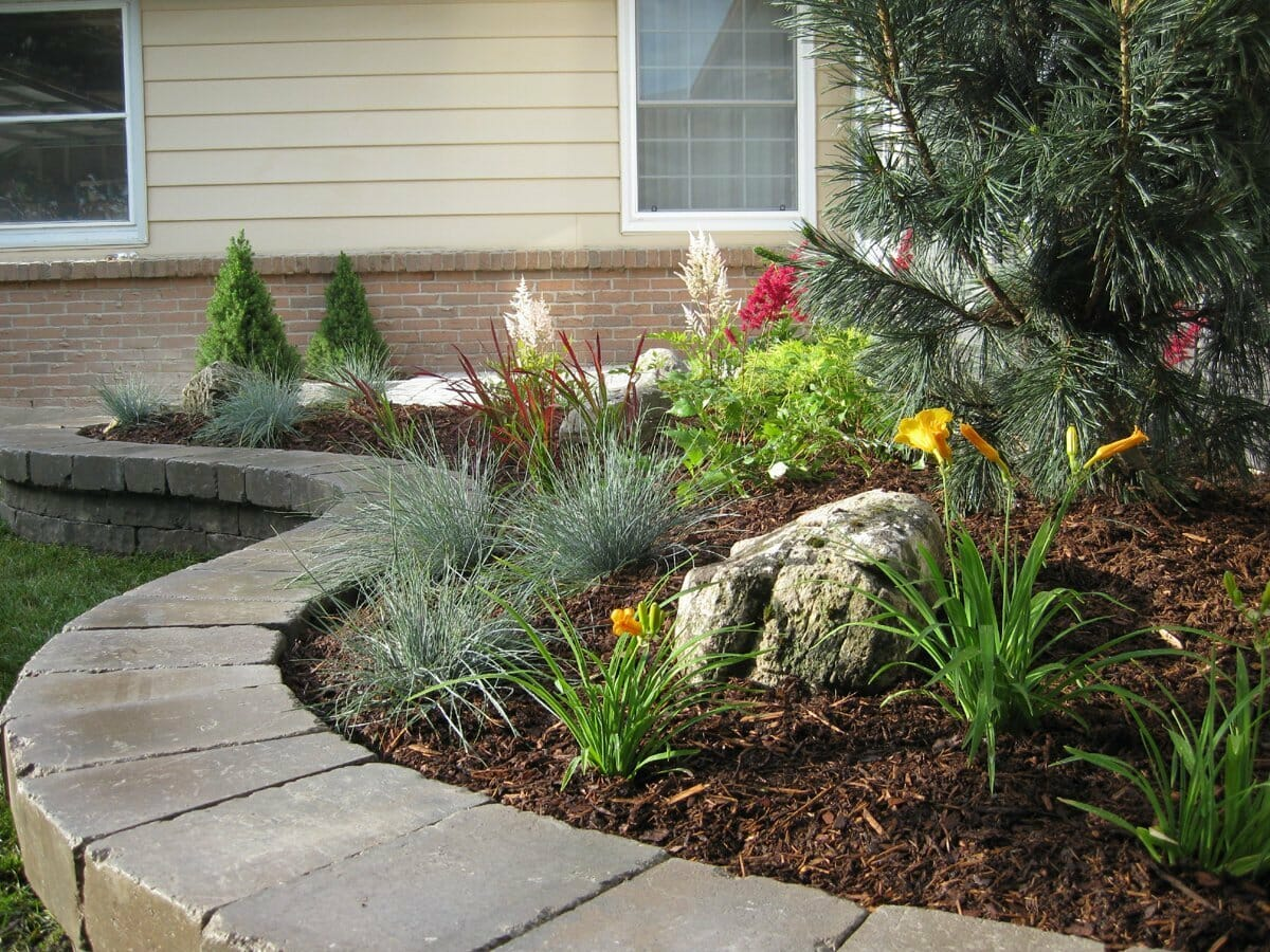 Landscaping London, Ontario - Mike Wilkins - SimpliScapes Project 17-3