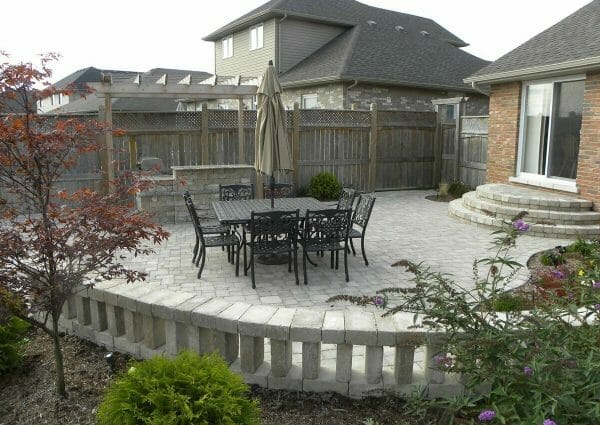 Landscaping London, Ontario - Mike Wilkins - SimpliScapes Project 18-2