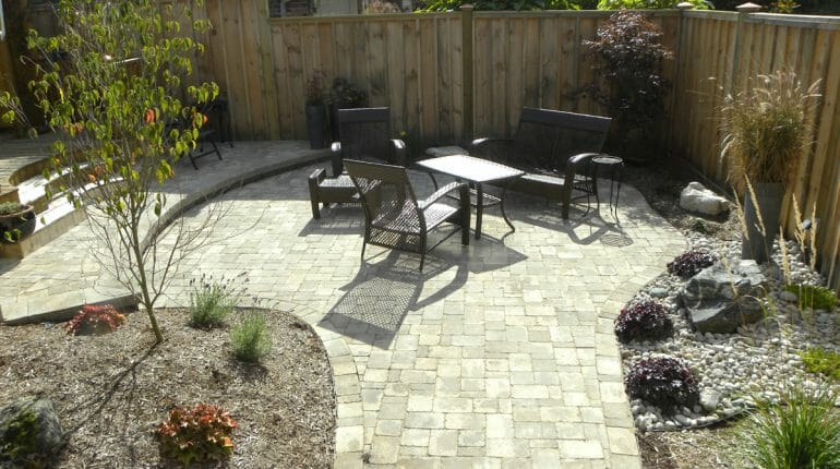 Landscaping London, Ontario - Mike Wilkins - SimpliScapes Project 19-9
