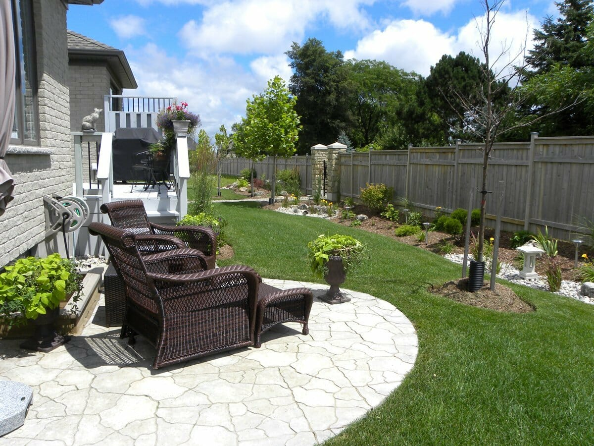 Landscaping London, Ontario - Mike Wilkins - SimpliScapes Project 2-2