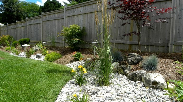 Landscaping London, Ontario - Mike Wilkins - SimpliScapes Project 2-4
