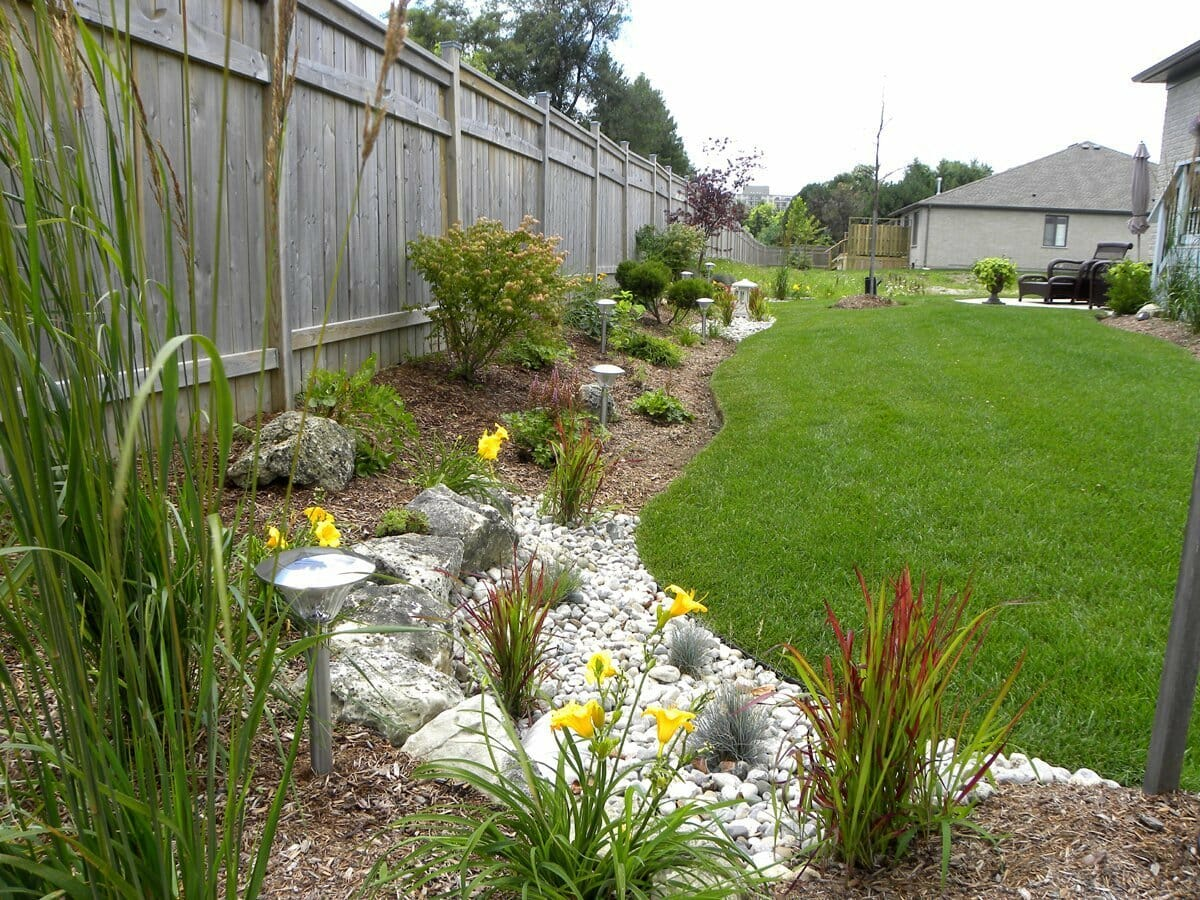 Landscaping London, Ontario - Mike Wilkins - SimpliScapes Project 2-5