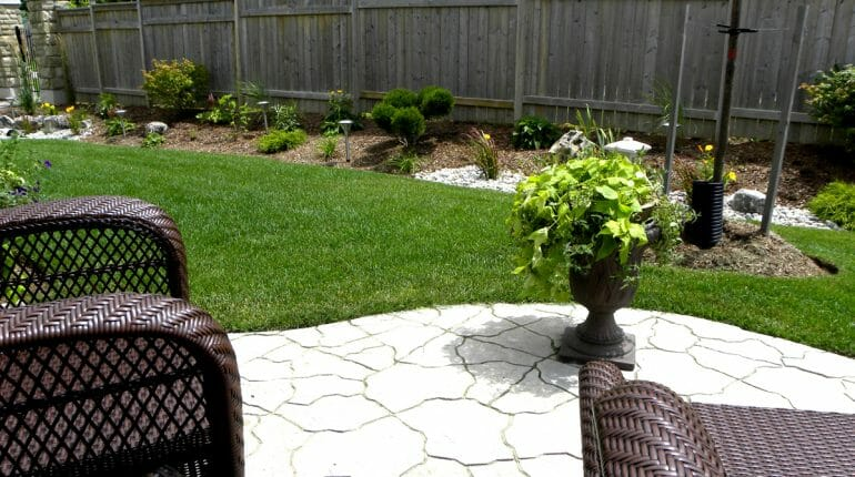 Landscaping London, Ontario - Mike Wilkins - SimpliScapes Project 2-6
