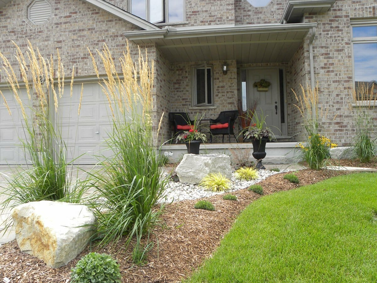 Landscaping London, Ontario - Mike Wilkins - SimpliScapes Project 3-2