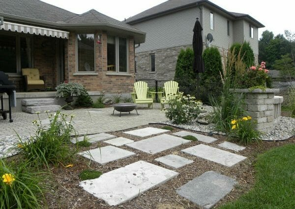 Landscaping London, Ontario - Mike Wilkins - SimpliScapes Project 5-6