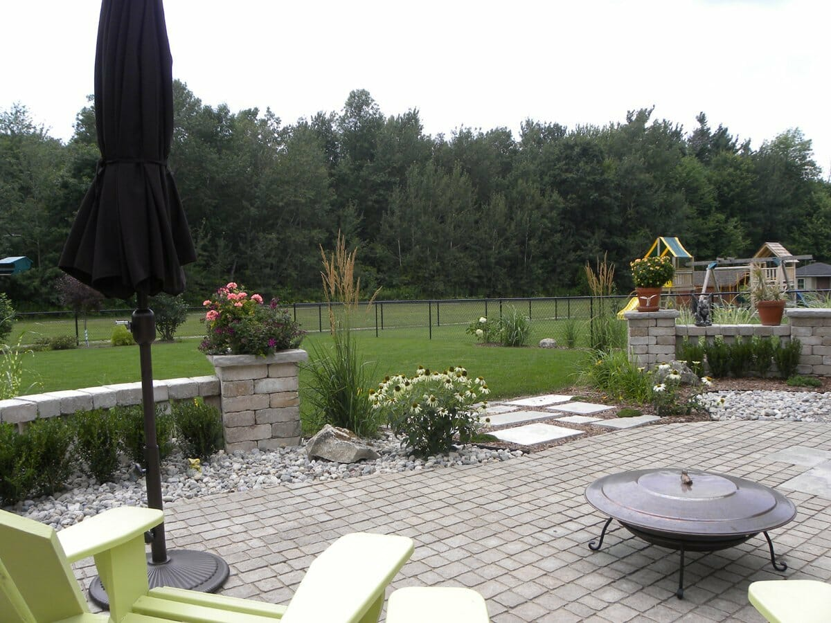 Landscaping London, Ontario - Mike Wilkins - SimpliScapes Project 5-7