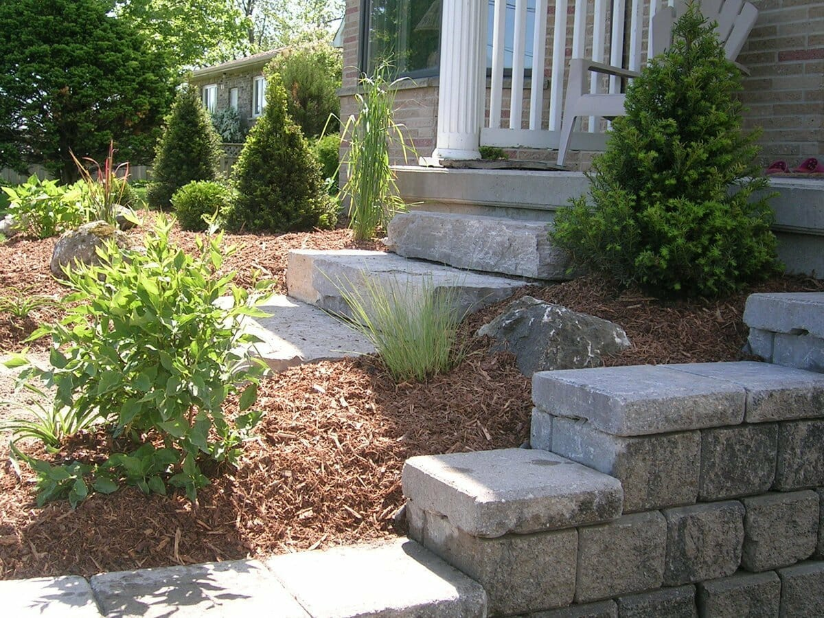 Landscaping London, Ontario - Mike Wilkins - SimpliScapes Project 9-4