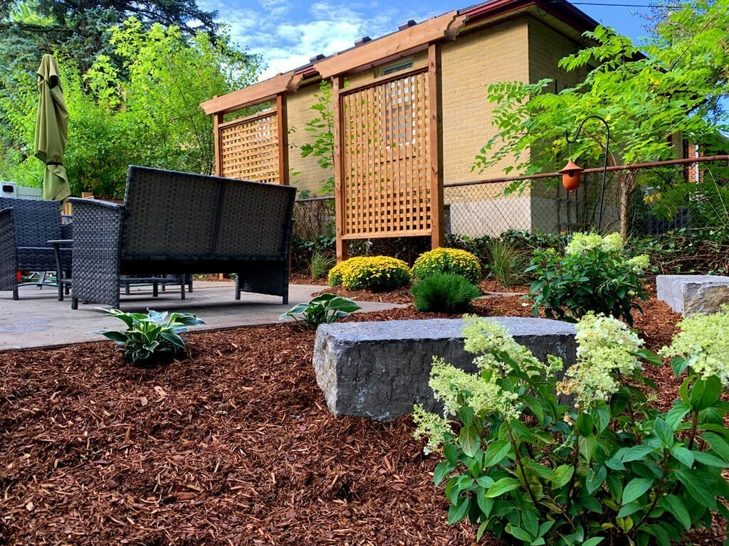 London, Ontario Landscaping - SimpliScapes Backyard Website 2